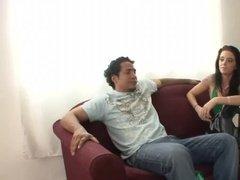High couples enjoys sex
