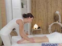 Regular Massage Turns into Intimate Areas Treatment