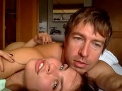 Russian girl Nastya Rybka and her boyfriend fucked on cam4com